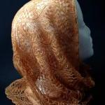 Curry Lace Weight Cowl - Re..