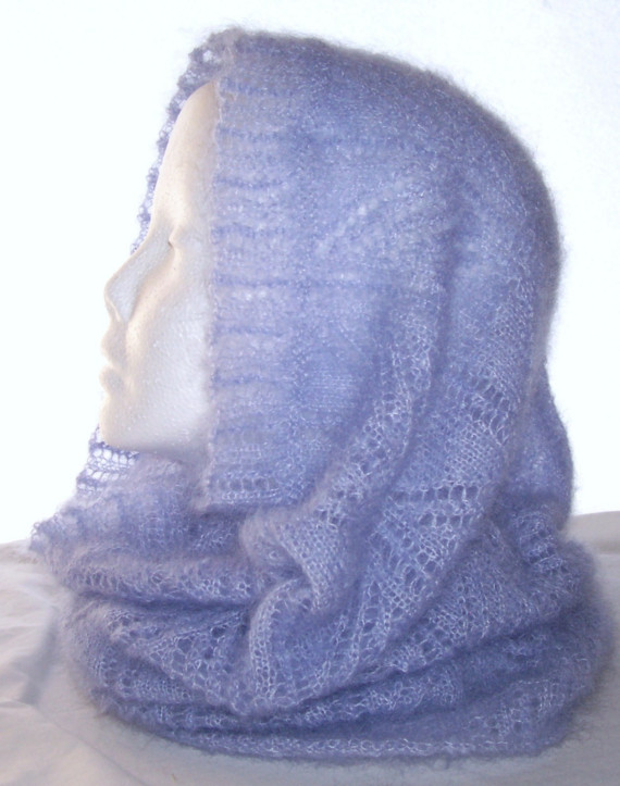 Lace Cowl - Ready to Ship